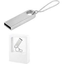 8 GB Metal Anahtarlık USB Bellek