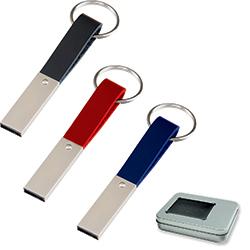 32 GB Metal USB Bellek Anahtarlık