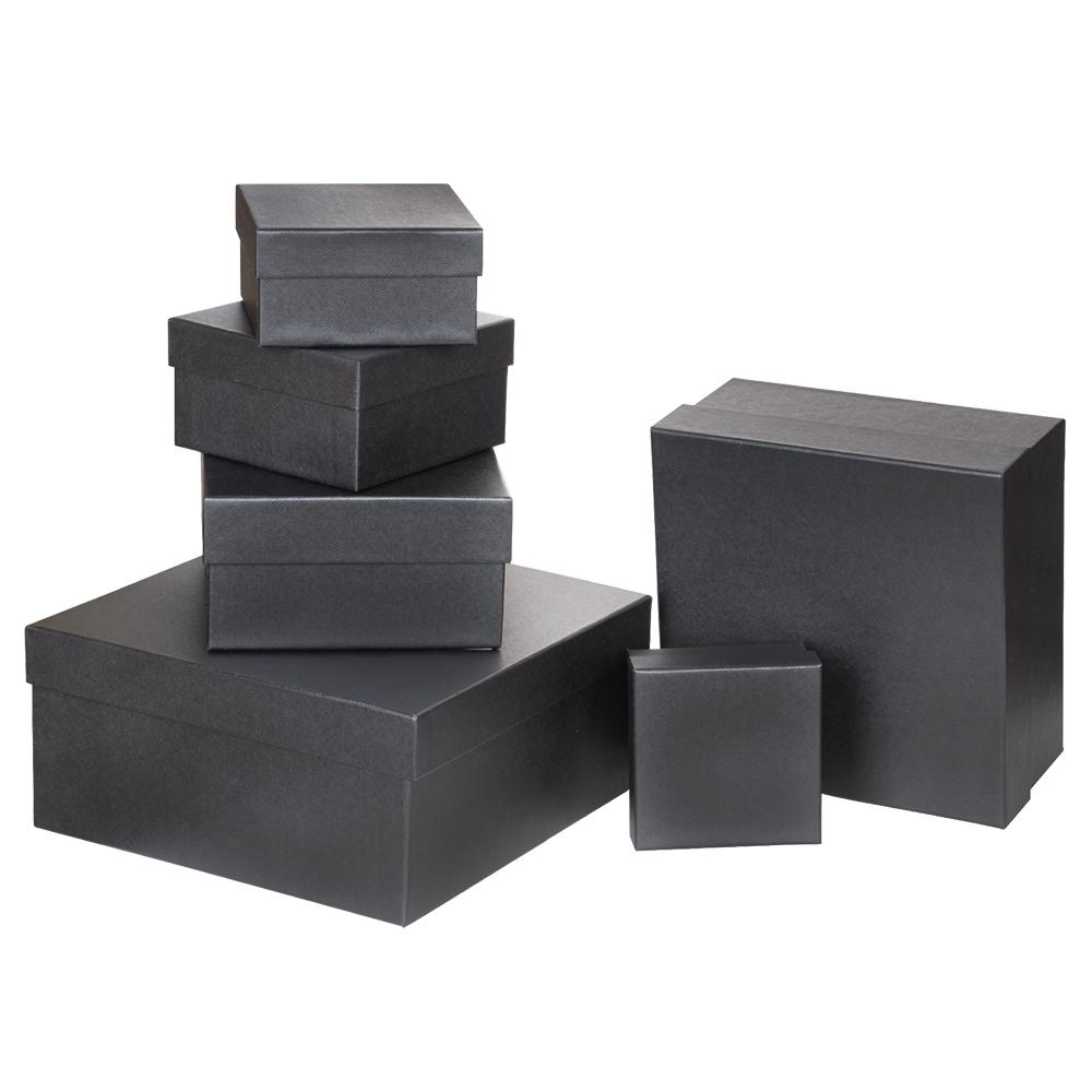 Promosyon Özel Kağıt Kaplamalı Hediye Kutusu ( 16 X 16 X 9