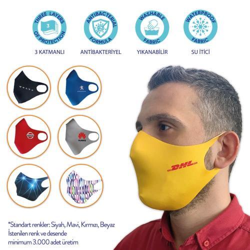 Yıkanabilir Nano Maske