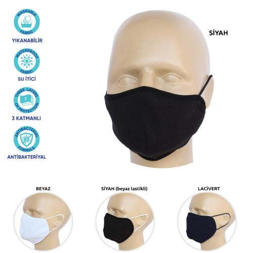 Yıkanabilir Guard Maske