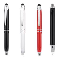 Işıklı Metal Tükenmez Kalem