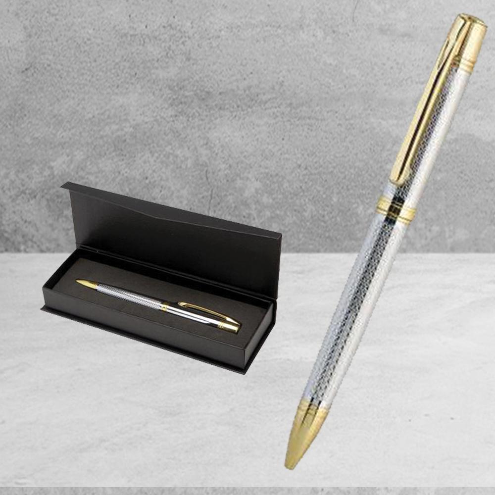 Metal Tükenmez Kalem Set