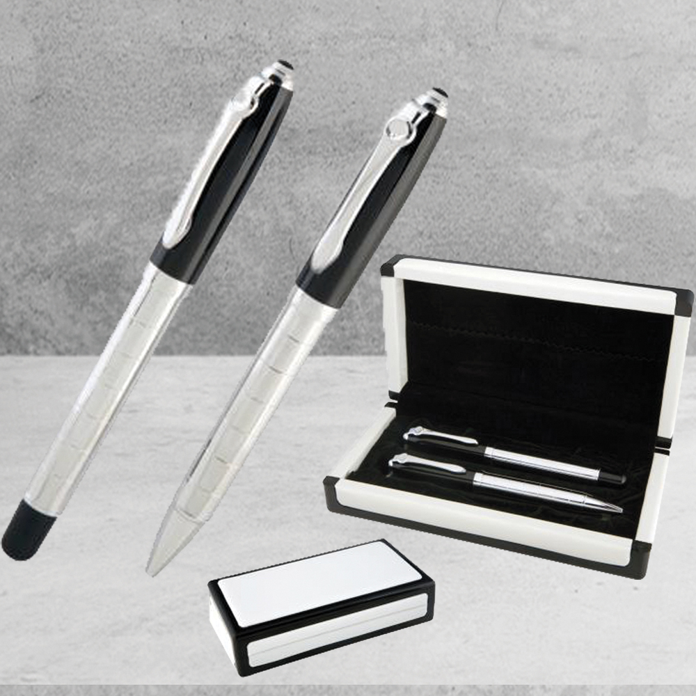 Roller ve Tükenmez Kalem Set