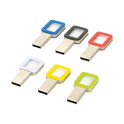 16 GB Şeffaf USB Bellek