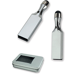 16 GB Metal USB Bellek Touchpen