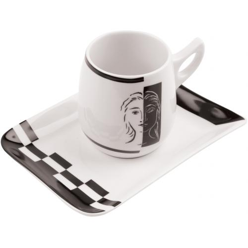 Picasso Porselen Kupa